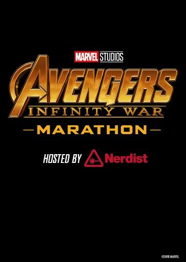 Marvel Studios' Avengers: Infinity War Marathon Poster