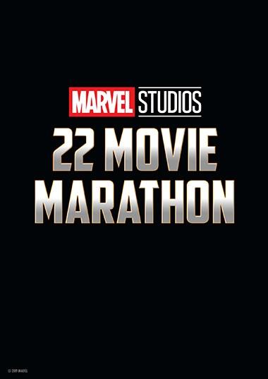 Marvel Studios' 22- Movie Marathon Poster