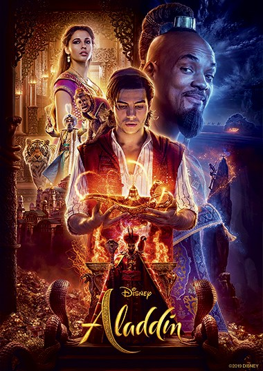 Aladdin (Live Action) Poster