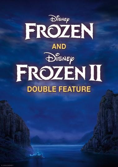 Frozen Double Feature Poster